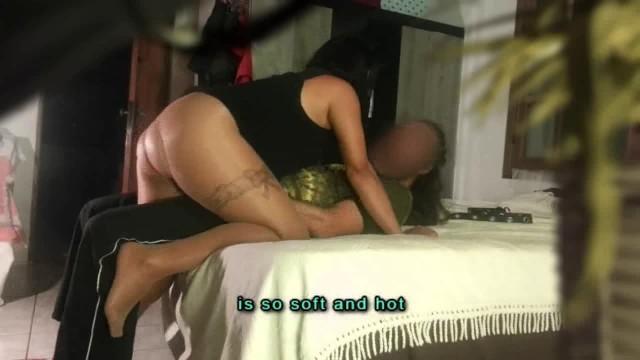 Хитрый парень вызвал домой проститутку и снял на камеру горячий секс